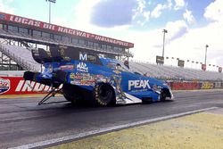 John Force Racing testing