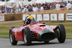 Эндрю Ньюэлл, Ferrari Lancia D50