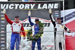 David Pintaric, Ernie Francis Jr., and Vinnie Allegretta