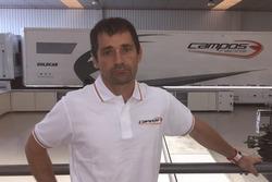 Toni Cuquerella, Campos Racing