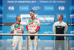 Норберт Міхеліс, Honda Racing Team JAS, Тьягу Монтейру, Honda Racing Team JAS, Тед Бйорк, Polestar Cyan Racing
