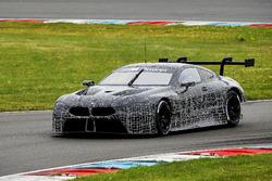 BMW M8 GTE testi