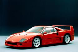 30 Jahre Ferrari F40