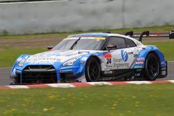 #24 フォーラムエンジニアリング ADVAN GT-R(ジョアオ・パオロ・デ・オリベイラ/佐々木大樹)