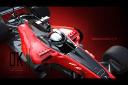 Diseño de concepto Halo de Olcay Tuncay Karabulut