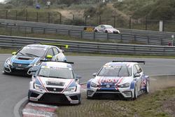 Rik Breukers, Bas Koeten Racing, Seat Leon TCR, Jason Wolfe, Liqui Moly Team Engstler, VW Golf GTI TCR