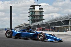 Présentation de l'IndyCar 2018