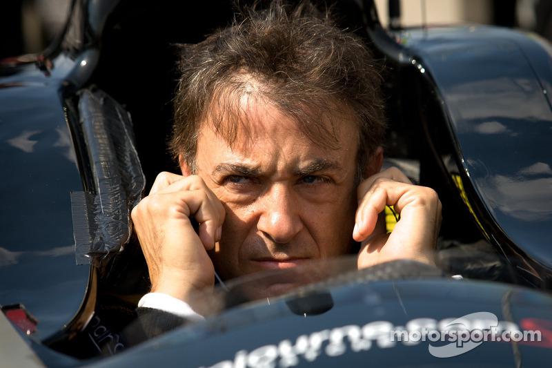 Жан Алези (Indy 500: 2012)