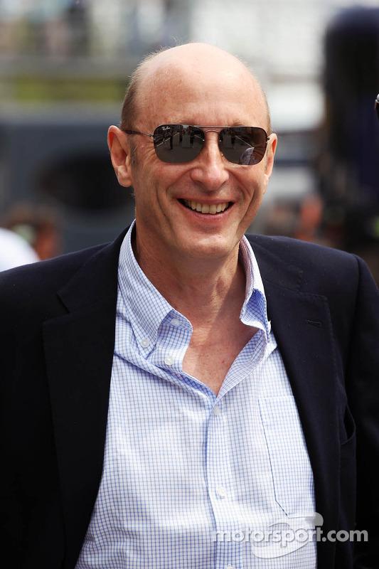 Chris Goodwin, Manager van Bruno Senna, Williams