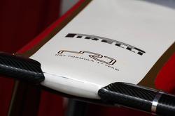 Hispania Racing F1 Team, nosecone