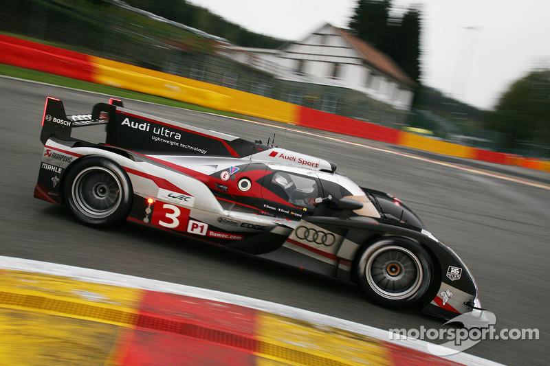 2012 : Audi Sport Team Joest
