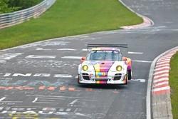 #150 Kremer Racing: Porsche 911 GT3 KR: Wolfgang Kaufmann, Altfrid Heger, Dieter Schornstein, Michael Küke