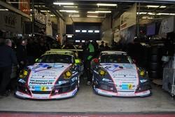 Manthey Racing garage