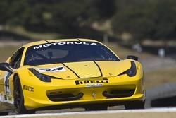 #44 Boardwalk Ferrari Ferrari 458 Challenge: John Taylor