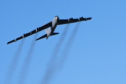 B-52 fly-over