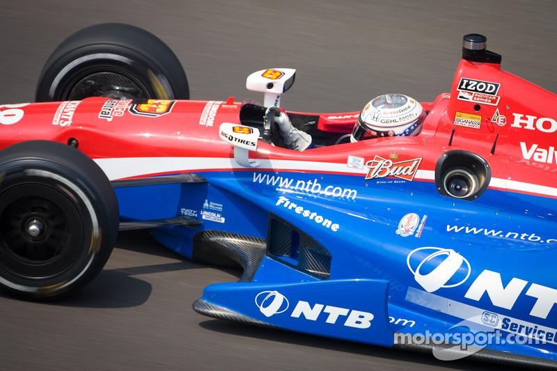 Graham Rahal, Service Central Chip Ganassi Racing Honda