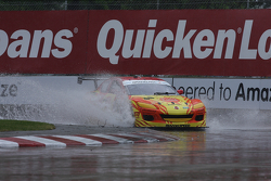 #40 Dempsey Racing Mazda RX-8: Joe Foster, Patrick Dempsey