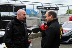 Vincent Vosse and Hans Reiter discuss the weekend ahead