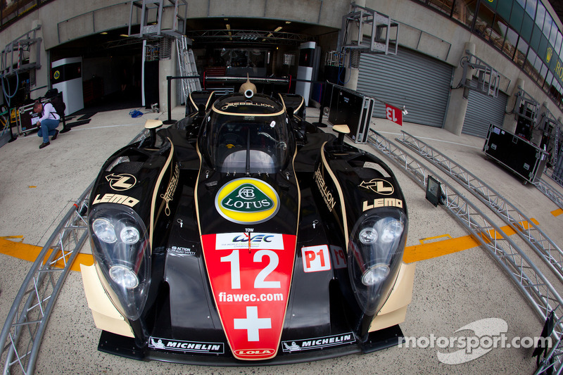 #12 Rebellion Racing Lola B12/60 Coupe Toyota