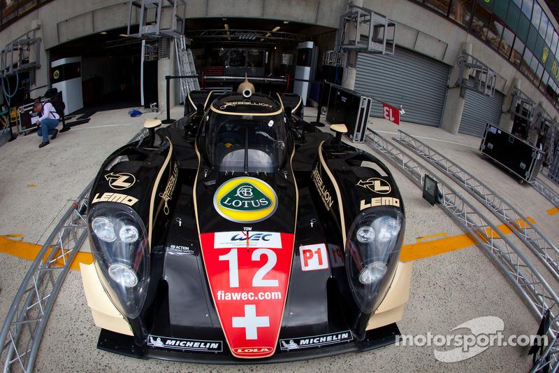 #12 Rebellion Racing Lola B12/60 Coupe Toyota