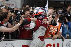Winner Edoardo Mortara, Audi Sport Team Rosberg Audi A5 DTM