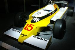 Jean-Pierre Jabouille's Renault F1 Turbo