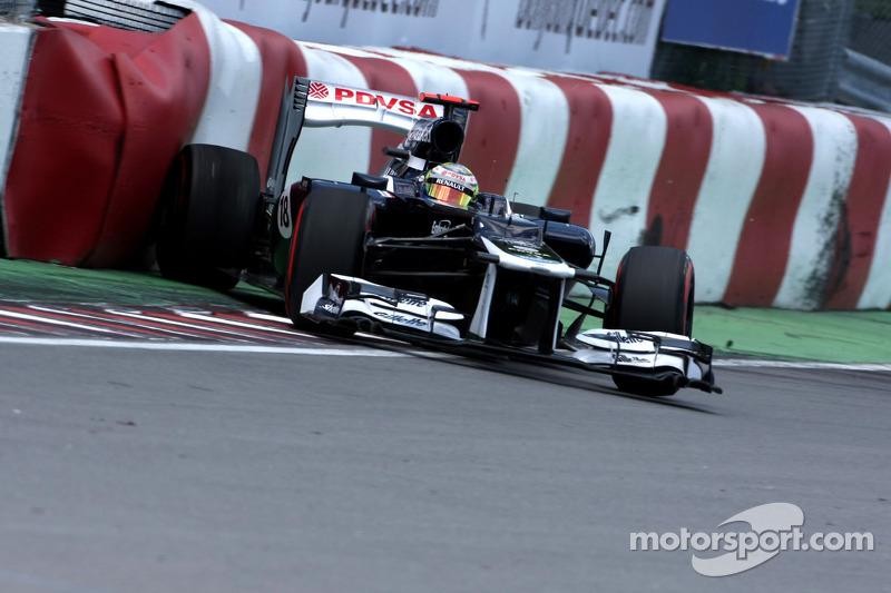 GP de Canada 2012 Calificación