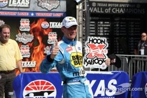 Race winner Marcus Gronholm