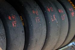 tire marking details
