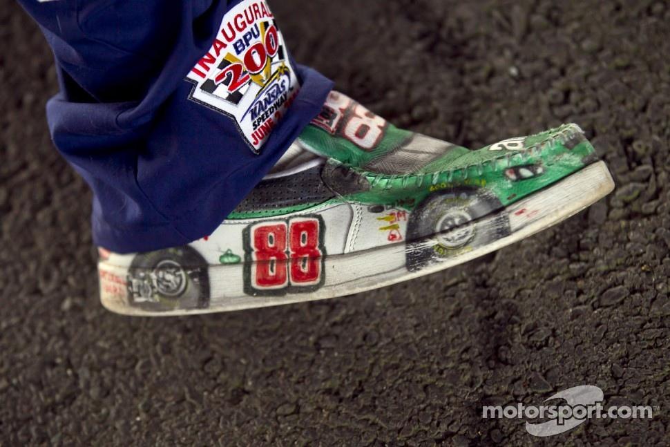 Dale Earnhardt Jr.shoes