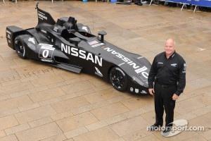 #0 Highcroft Racing Delta Wing Nissan: Duncan Dayton