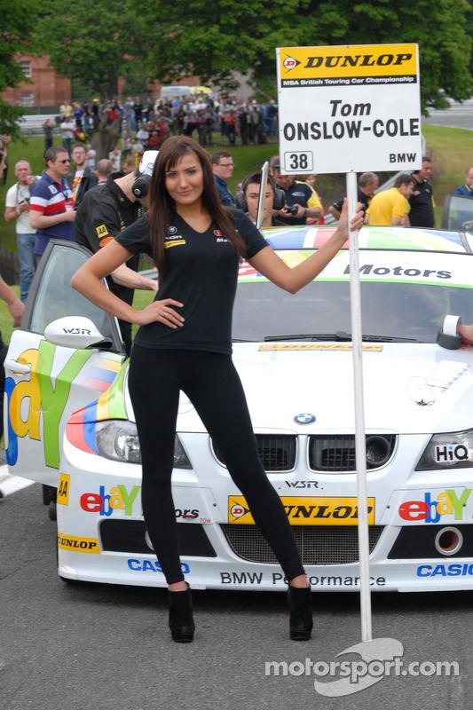 eBay Motors gridgirl