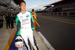 Aston Martin Le Mans Festival: Tomonobu Fujii