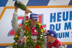 LMP1 podium: Andre Lotterer