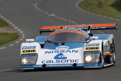 #23 Nissan R88C: Chris Roche