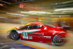 #51 AF Corse Ferrari 458 Italia: Giancarlo Fisichella, Gianmaria Bruni, Toni Vilander