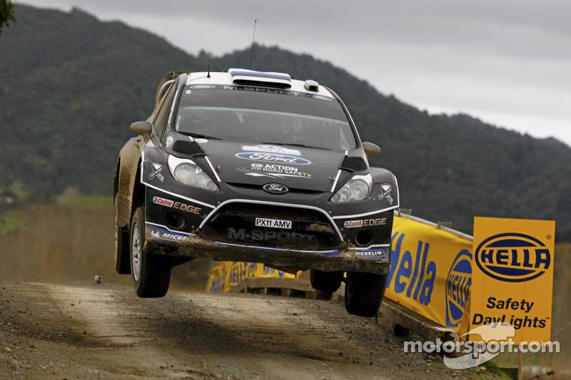 Ott Tanak And Kuldar Sikk Ford Fiesta Rs Wrc M Sport Ford World