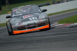 #37 Racer's Edge Porsche 996 : Karl Poeltl