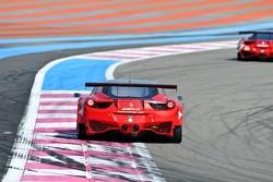 #20 SOFREV ASP Ferrari 458 Italia: Jean-Luc Beaubelique, Patrice Goueslard, Ludovic Badey