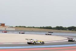 #19 Black Falcon Mercedes-Benz SLS AMG GT3: Riccardo Brutschin, Oliver Murley, Manuel Metzger