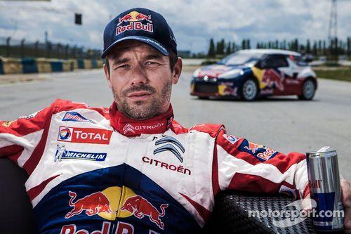 Sébastien Loeb se prépare pour les X-Games