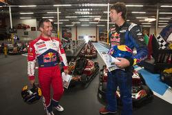 Sébastien Loeb et Travis Pastrana