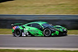 #02 Extreme Speed Motorsports Ferrari F458 Italia: Ed Brown, Guy Cosmo