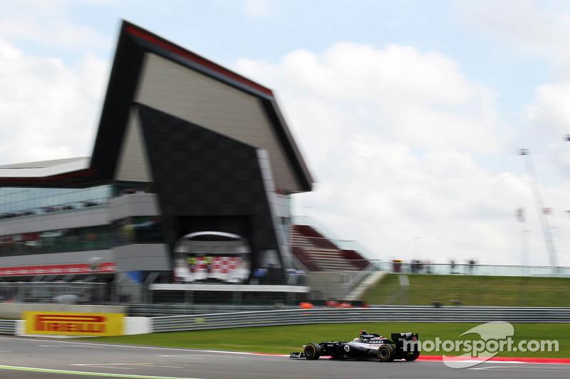 GP de Gran Bretaña 2012 Carrera