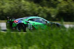 #01 Extreme Speed Motorsports Tequila Patron Ferrari F458 Italia: Scott Sharp, Johannes van Overbeek