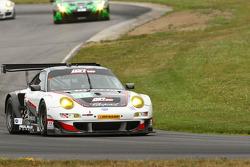 #48 Paul Miller Racing Dunlop/Chopard Porsche 911 GT3 RSR: Bryce Miller, Sascha Maassen