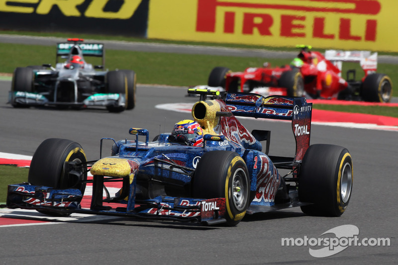 Гран При Великобритании, 2012 год