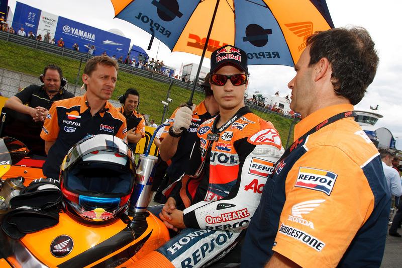 2012: MotoGP Jerman