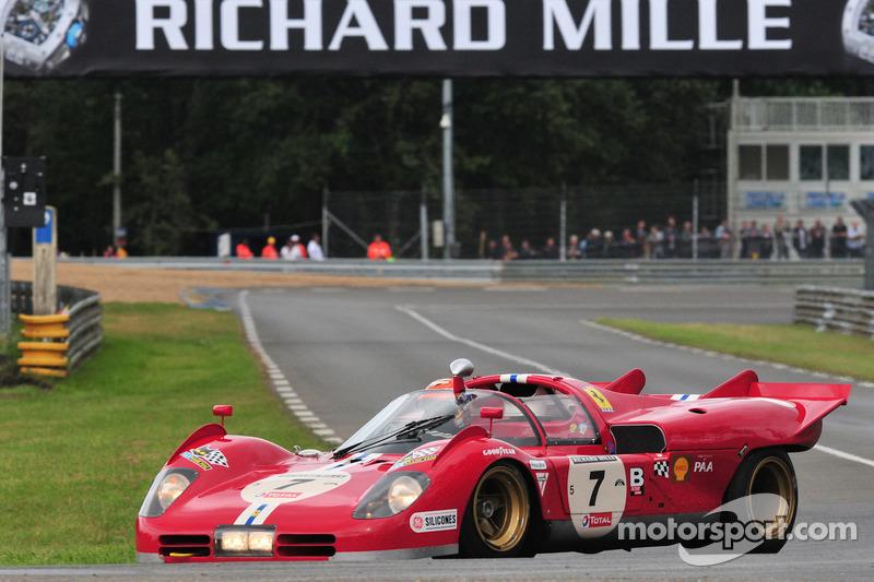 #7 Ferrari 512S: Shaun Lynn