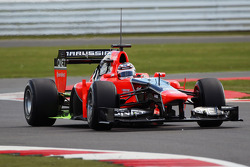 Max Chilton, Marussia F1 Team Test Driver